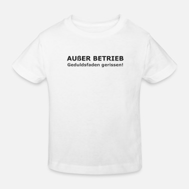 Betrieb Betrieb - Kinder Bio T-Shirt
