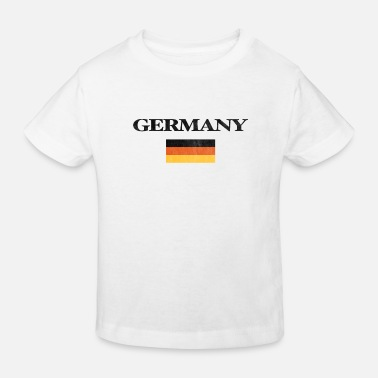 GERMANY - Kinder Bio T-Shirt