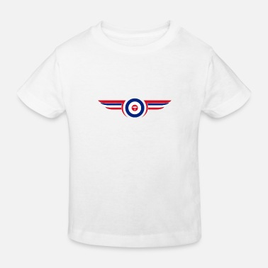 Airforce airforce - Kids' Organic T-Shirt