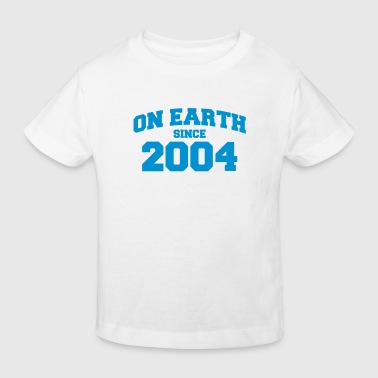 On Earth since 2004 - Kinder Bio-T-Shirt