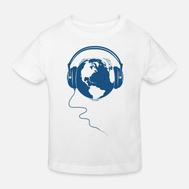 Audio Planeten Audio - Kinder Bio T-Shirt