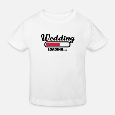 Wedding Wedding - T-shirt bio Enfant