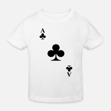 Cards Cards - Kids' Organic T-Shirt