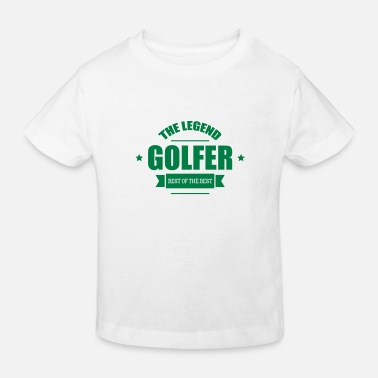 Golf Golf - Ekologisk T-shirt barn