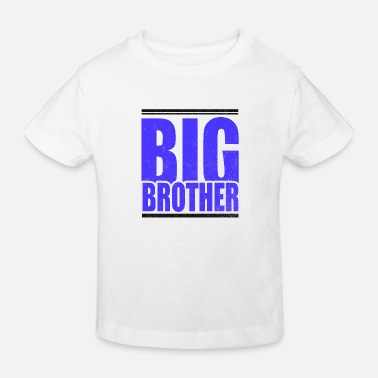 big brother - Kids' Organic T-Shirt