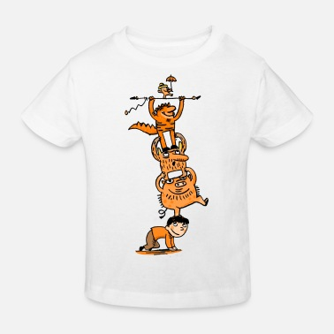 First Day Of School Monster kidscontest - Kids' Organic T-Shirt