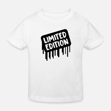 Deluxe limited_edition_1 - Kids' Organic T-Shirt