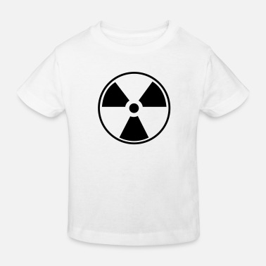 Democracy atom_symbol__f1 - Kids' Organic T-Shirt