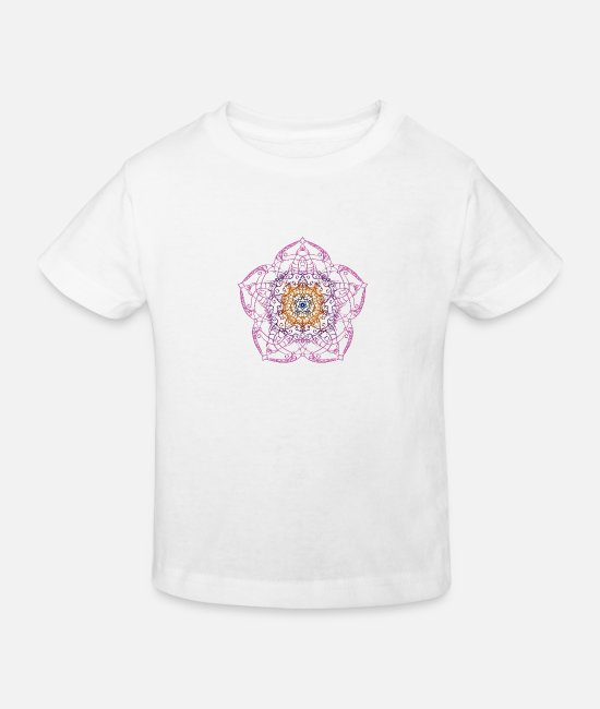 Drawing T-Shirts - New age Rennaissance - Kids' Organic T-Shirt white