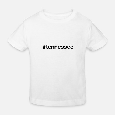 Tennessee TENNESSEE - Kids' Organic T-Shirt