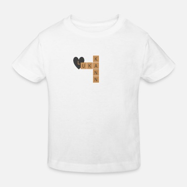 LUKA CAN - T-shirt bio Enfant