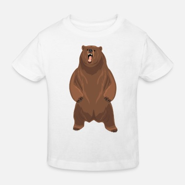 Grizzly Grizzly - T-shirt bio Enfant