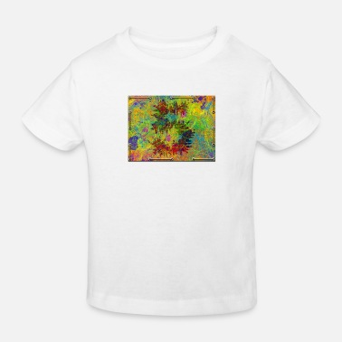 Date Of Birth 5. date of birth - Kids' Organic T-Shirt