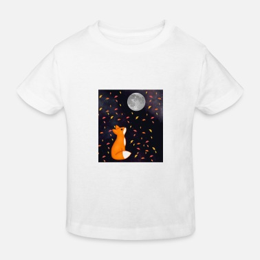 Long Underwear A fox's dream - Kids' Organic T-Shirt