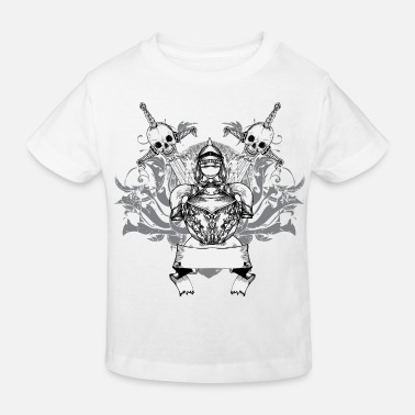 Ancient Ancient Gladiator - Kids' Organic T-Shirt