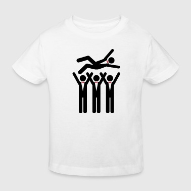 A Stag Party - Kids' Organic T-Shirt