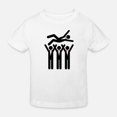 Stag Party Een Stag Party - Kinderen Bio-T-shirt