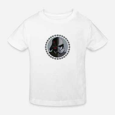 Dark Side The Dark Side - Kids' Organic T-Shirt