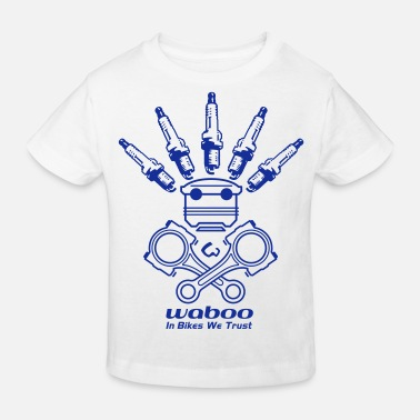 Waboo Indian Droid - T-shirt bio Enfant