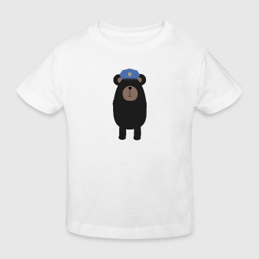 Grizzly COP - Kinderen Bio-T-shirt