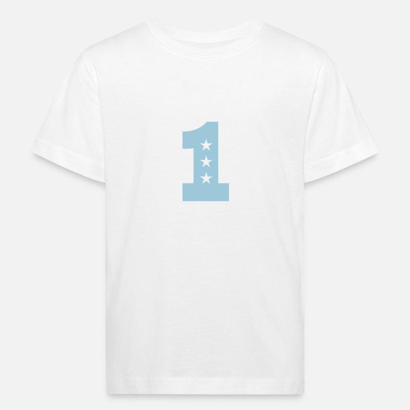 1 erster geburtstag kinder t shirt von achistdasnett spreadshirt. Black Bedroom Furniture Sets. Home Design Ideas