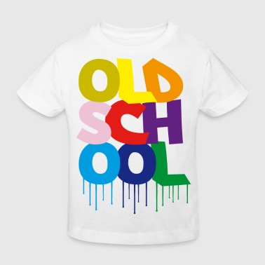GRAFFITI - T-shirt bio Enfant