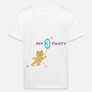 Suchbegriff Dritter Geburtstag Sohn T Shirts Online Bestellen