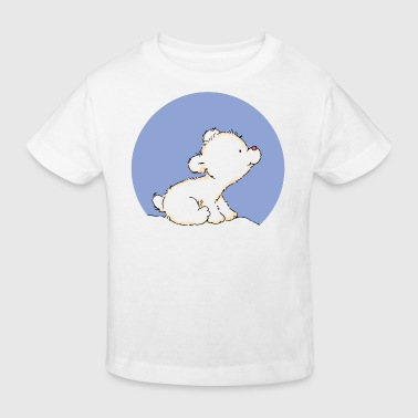 Baby Polar Bear - Kinderen Bio-T-shirt