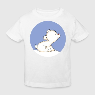 Baby Polar Bear - Kids' Organic T-Shirt