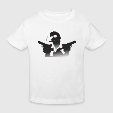 Hitman for the Mafia - Kids' Organic T-Shirt