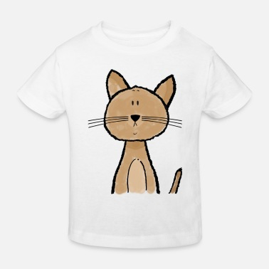 cat&friends - Kinder Bio T-Shirt