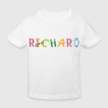 Richard - Kinder Bio-T-Shirt