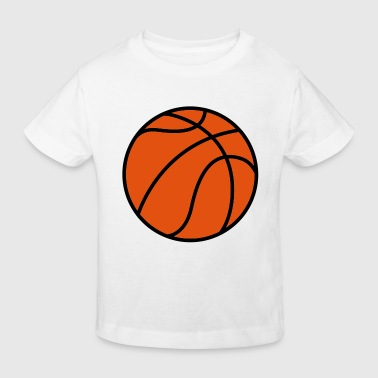 Basketball - Kinderen Bio-T-shirt