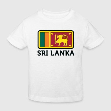 National Flag of Sri Lanka - Kids' Organic T-shirt