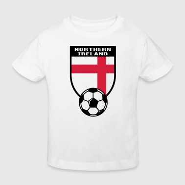 Northern Ireland fan shirt 2016 - Kids' Organic T-shirt