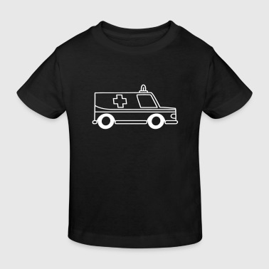 ambulance - Kids' Organic T-shirt