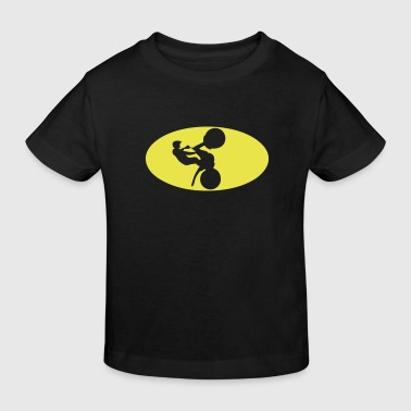 trial logo bat moto - T-shirt bio Enfant