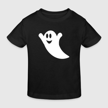 ghost happy I - Camiseta ecológica niño