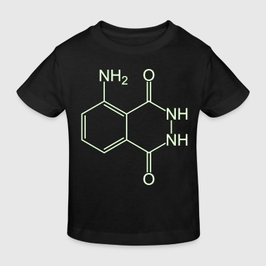 Luminol *GLOW IN THE DARK* - Kinder Bio-T-Shirt