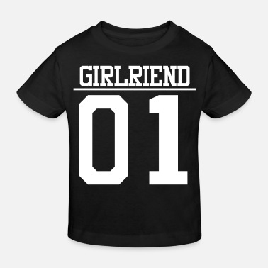 Girlfriend GIRLFRIEND 01 - Kids' Organic T-Shirt
