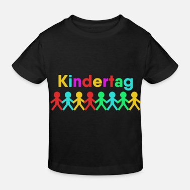 Childrens Day Children's Day - Kids' Organic T-Shirt