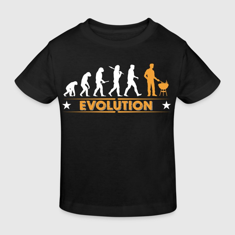 Barbecue - Grillmeister - Evolution - Kinderen Bio-T-shirt