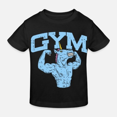 Gym GYM - Kids' Organic T-Shirt