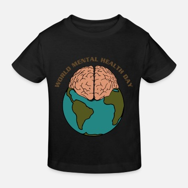 Health Mental Health Gift Idea - Kids' Organic T-Shirt