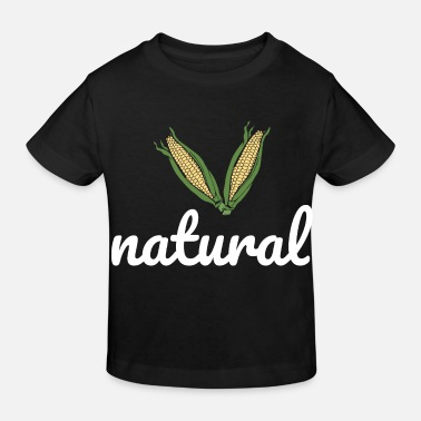 Naturellement naturel - T-shirt bio Enfant