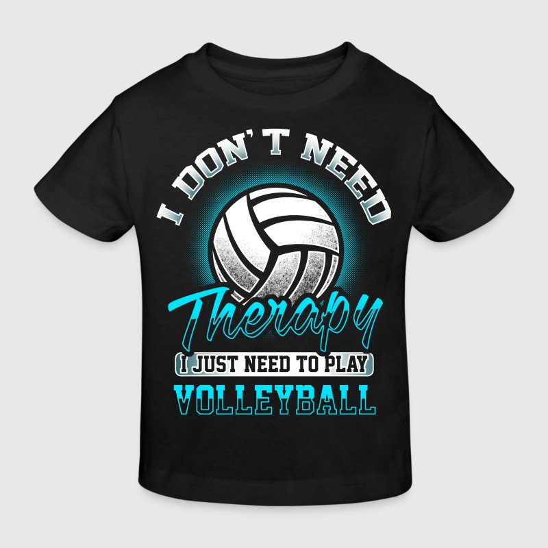 Volleyball - Therapy - T-shirt bio Enfant