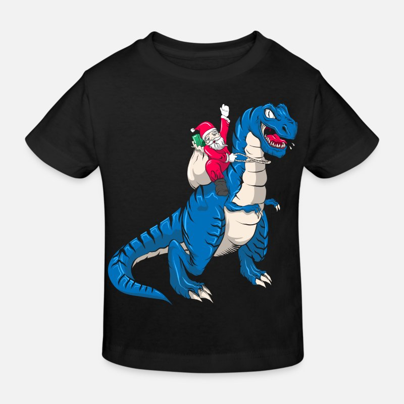Santa T-Rex Dinosaurier Weihnachten Geschenk von | Spreadshirt