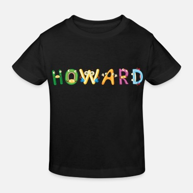 Howard Howard - Kinder Bio-T-Shirt