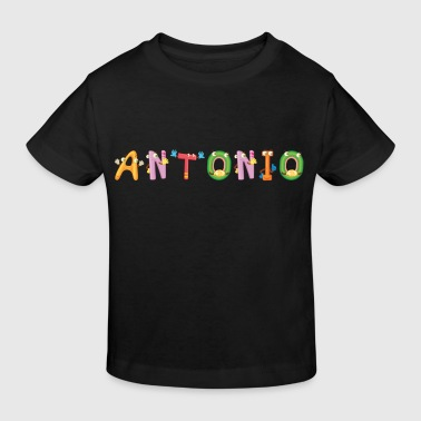 Antonio - Kinder Bio-T-Shirt