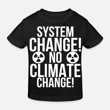 Climatic Protection climate Protection - Kids' Organic T-Shirt